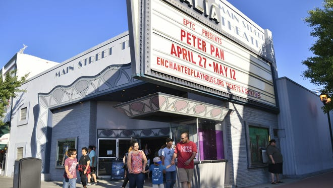 The Enchanted Playhouse Theater Company is looking toward the future after being informed the theater is being sold.