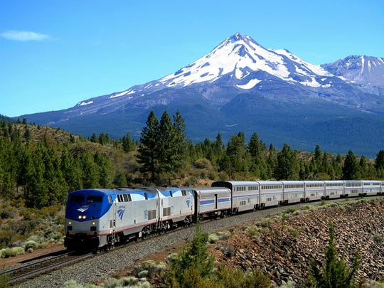 Marvel at some of the Pacific's most dazzling scenery on our overnight rail trip.