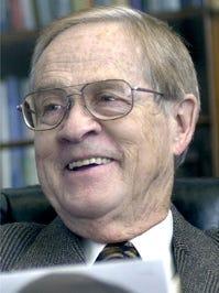 Bill Goodling in 2000