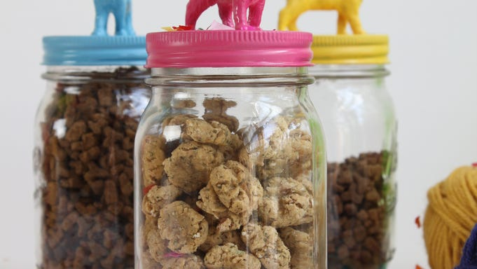 Two Cat Treats You Can Bake At Home