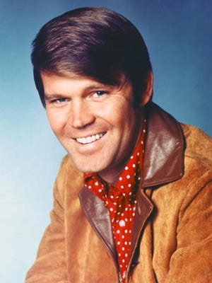 Glen Campbell's clean-cut looks and Southern drawl won the author's heart  at the tender age of 5.