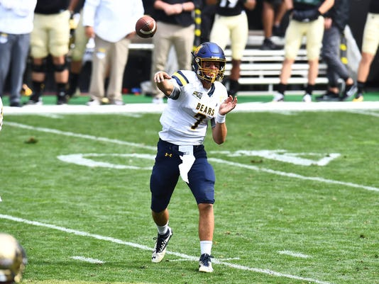NCAA Football: Northern Colorado at Colorado