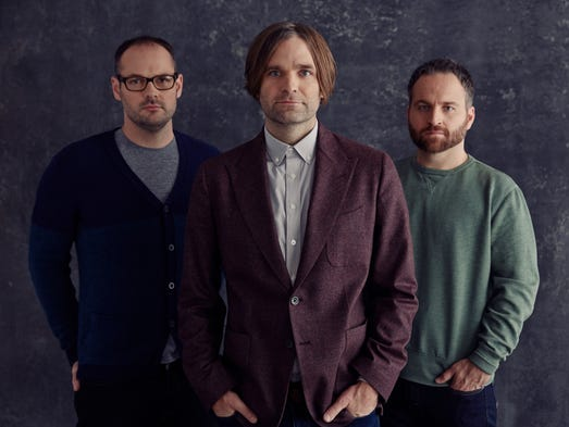 Death Cab for Cutie will play Sept. 28 at the Grand