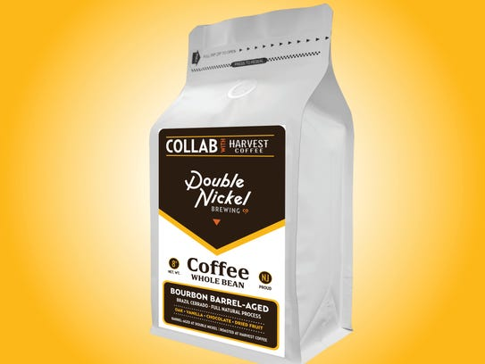 Double Nickel is collaborating with Harvest Coffee