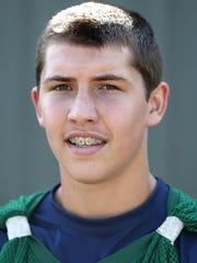 Matthew Ritchie, junior quarterback, McKay High School