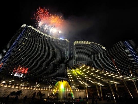 aria resort and casino new years eve