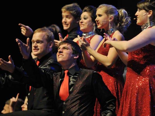 BSU University Singers MSO Holiday Pops