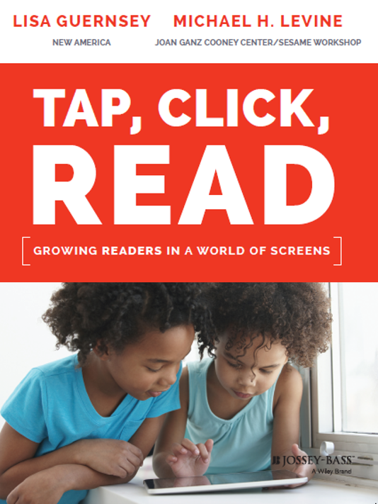 Is tech hampering kids' reading? Authors say it's not that simple
