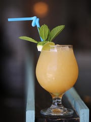 The Mai Tai from Voyager in Ferndale features house-made