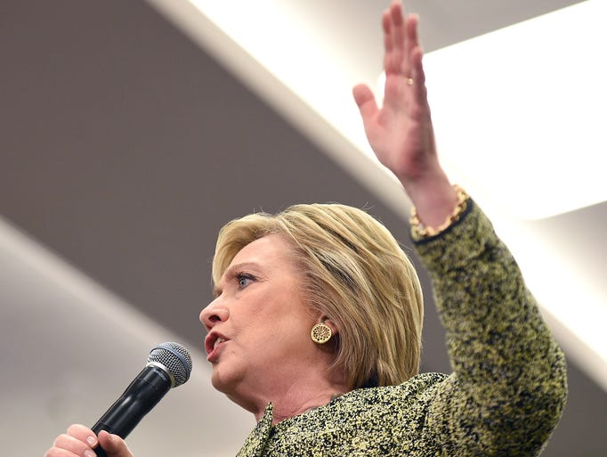 how to work for hillary clinton campaign