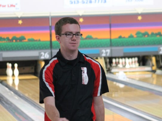Josh cooper of Milford makes a triumphant return to