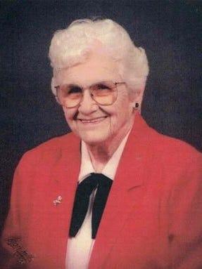 Miriam Hollingsworth