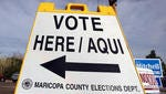 Should a person go to jail for delivering ballots?