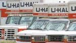U-Haul International has unveiled a fully automated process to reserve trucks, like these parked in Scottsdale.