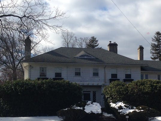 Aubrey Lewis home