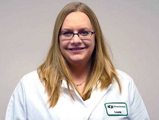 Food Scientist Laura Williams