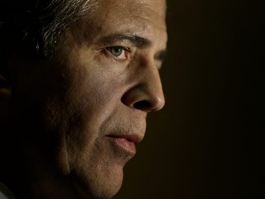 U S Rep Mike Bishop Faces Angry Constituents At Listening Sessions