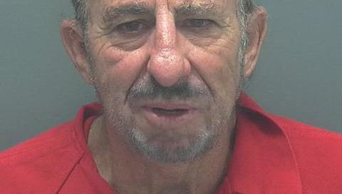 Michael Spiegel, 70, is charged in the deaths of two people on a boat docked on San Carlos Island near Fort Myers, Fla.