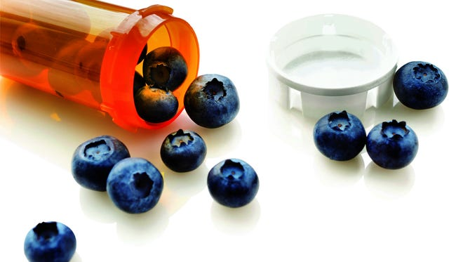 Blueberries are among foods that might be especially good for brain health.