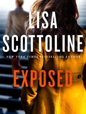 'Exposed' by Lisa Scottoline