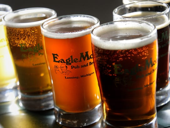 EagleMonk Pub and Brewery will host a beer and chocolate