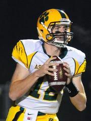 Ashwaubenon's James Morgan will be a freshman at Bowling