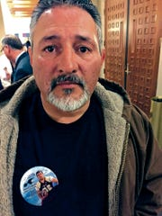 John Madrid of Belen supports a bill to make CPR training mandatory in all public schools. His son, Jonathan, died in August after falling off a bike. The friends with Jonathan did not understand the severity of his head injury, and they didn't know CPR. John Madrid, his wife, Judith, and their daughter, Lashae Latasa, were at the Capitol on Friday to support the CPR bill, sponsored by Senate Majority Leader Michael Sanchez, D-Belen.