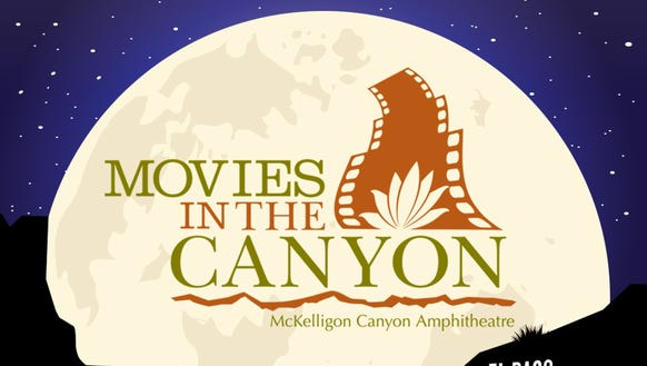 The free Movies in the Canyon series will take place