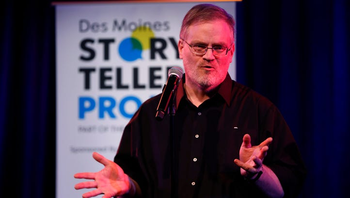The next Storytellers event hopes to break down boxes — figuratively, that is