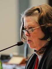 Frederika Jenner, president Delaware State Education Association.