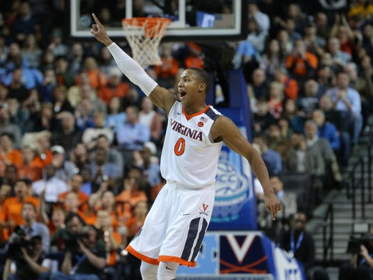 No. 1 Virginia takes down UNC for ACC tournament title