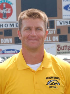 Evan Dreyer is recommended as the new Oak Hills football coach pending Board approval.
