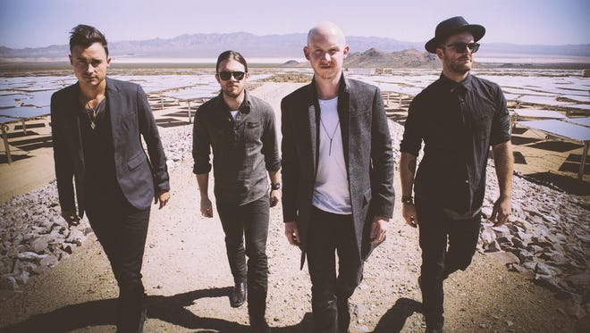 The Fray will perform a concert after the ASU/WSU game at Sun Devil Stadium.