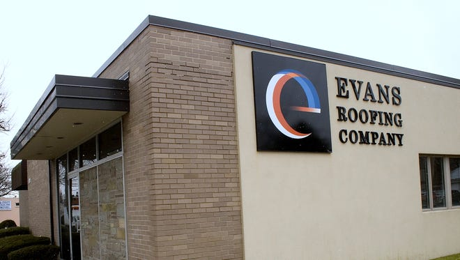 Two subsidiaries of Elmira's Evans Roofing Co. have once again been honored for safety records.