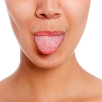 The tongue can be a gauge of health