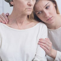Grieving for a mom who's still living