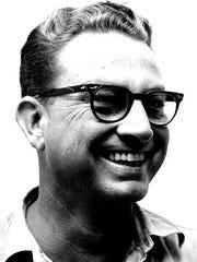 Ralph Hartman Jr. in 1962.