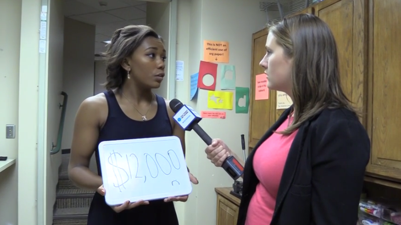 What's your number? Students tell us their student debt number