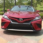 First drive: 2018 Toyota Camry boasts fuel economy, safety features, style
