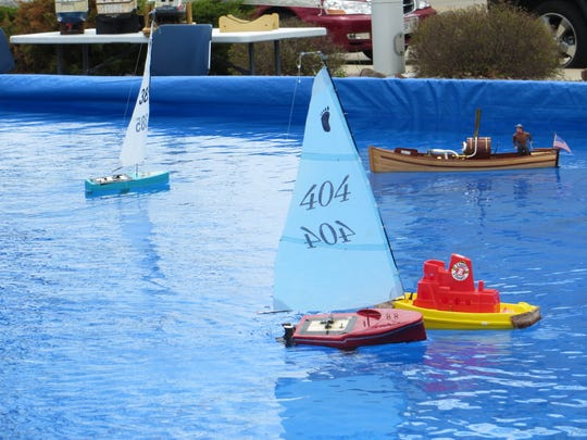The Wisconsin Maritime Museum, 75 Maritime Drive, Manitowoc, will host its annual Midwestern Model Ships and Boats Contest and Display May 19-20.