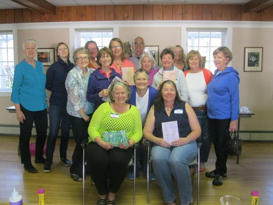Book bonding class at Bayshore Inn on May 2.