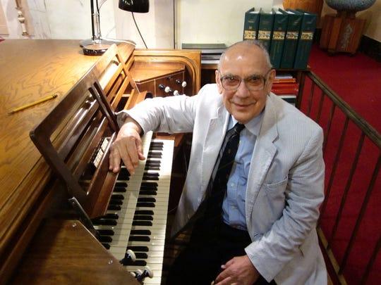 Organ recital at St. Michael's