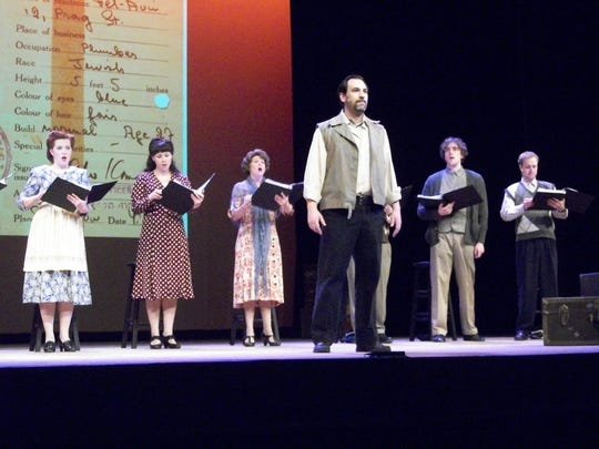 Moses Man: A New Musical will be staged Thursday through