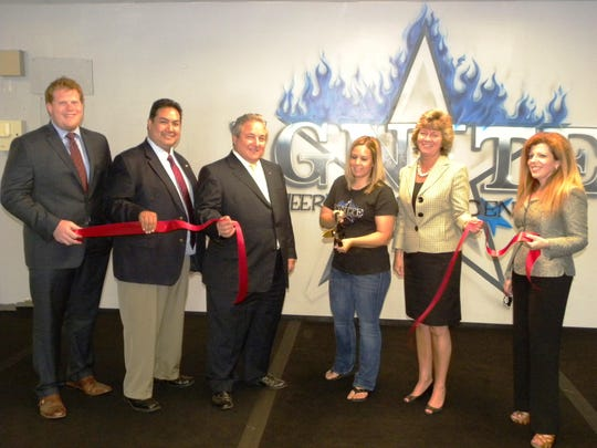Ignite Cheer opens in Greece in Cedarfield Commons on Long Pond Road.