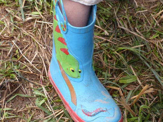 A good pair of rain boots can mean the difference between