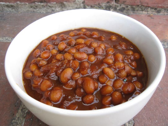 The Commissary BBQ Baked Beans