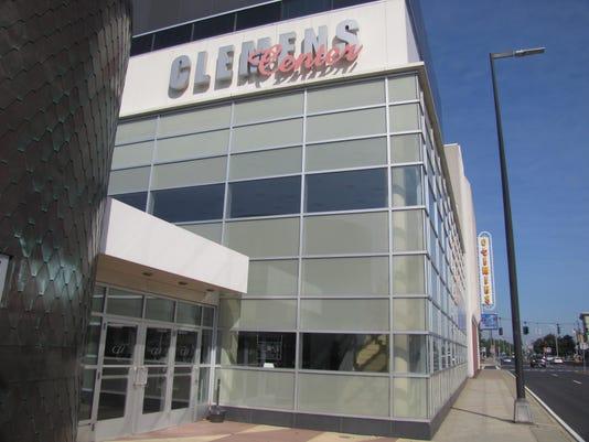 Clemens Center exterior