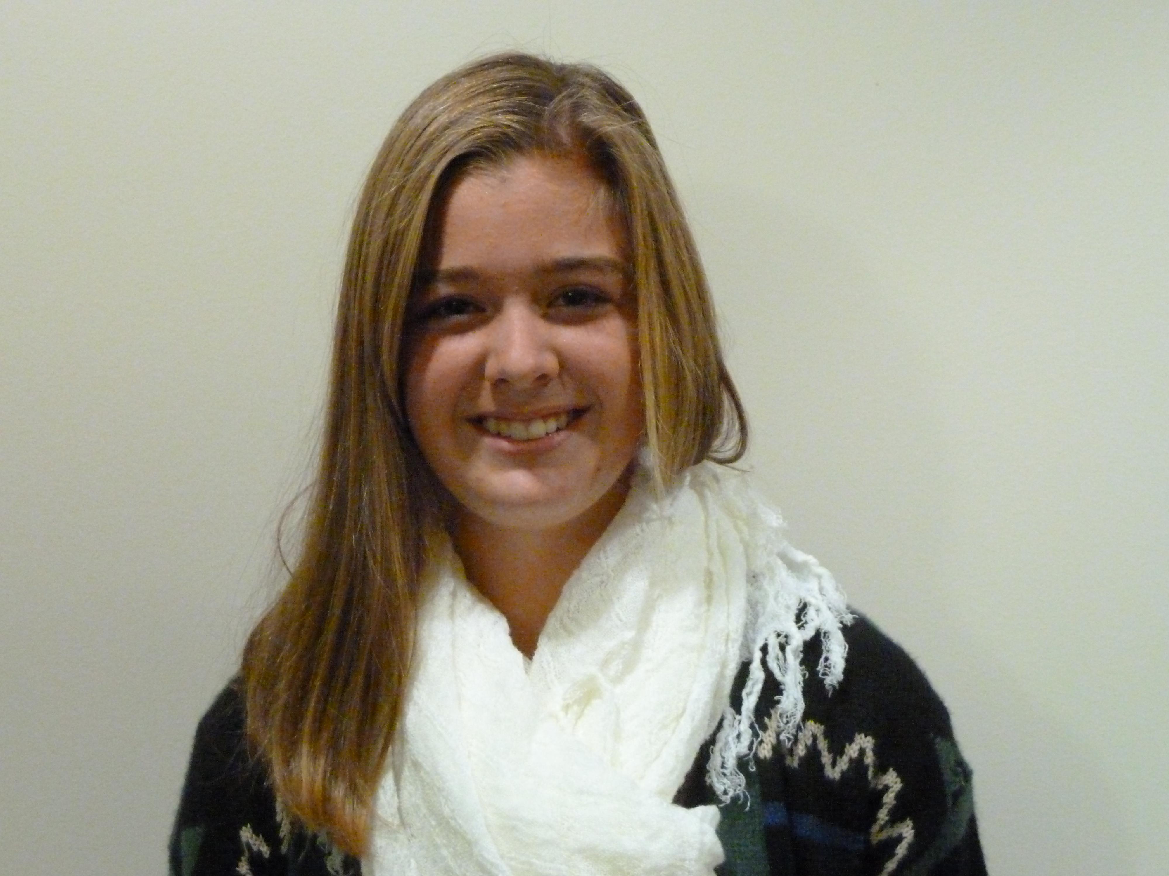 Sprague senior Emily Schmelling