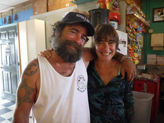 "Marc ""Booba"" Hess and Wendy Hess recently opened Booba's Bar on San Carlos Island, which serves a limited quantity of homemade food."
