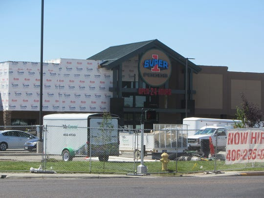 The Super 1 Foods store at 3160 10th Ave. S. will employ about 110 workers.